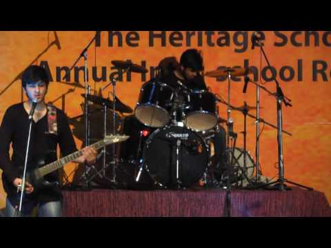 The Heritage School, Rohini competes at Wired 2016