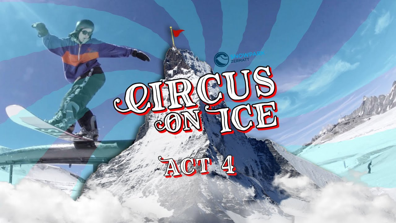 CIRCUS ON ICE 🎪 ACT 4