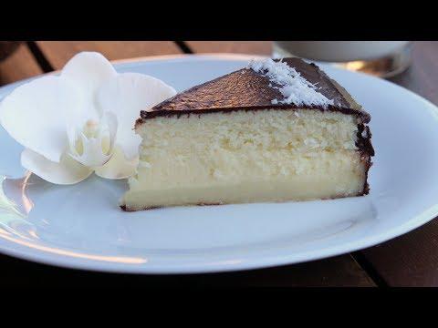 Coconut Magic Cake Recipe | How Tasty Channel