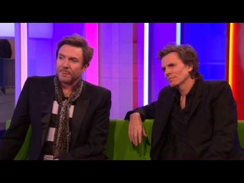 Duran Duran BBC The One Show