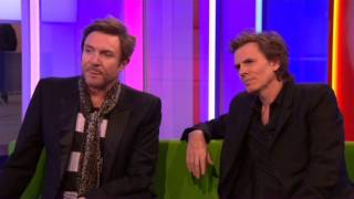 Duran Duran BBC The One Show 2015