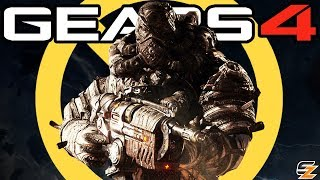 Gears of War 4 - Multiplayer Gameplay is changing forever after today!