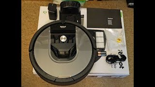 Vorstellung IRobot Roomba 960