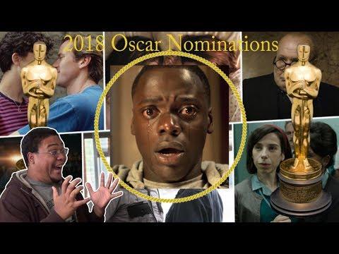 REALLY OSCARS!? | My Reaction to the 2018 Oscars Nominees