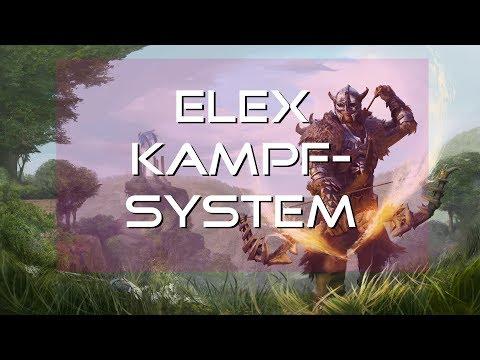 Elex Kampfsystem