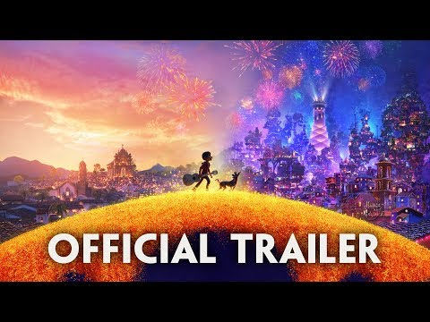 "Official US ""Find Your Voice"" Trailer - Disney/Pixar's Coco"