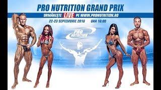 Pro Nutrition® » Pro Nutrition Grand Prix 2018