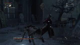 Bloodborne - Father Gascoigne