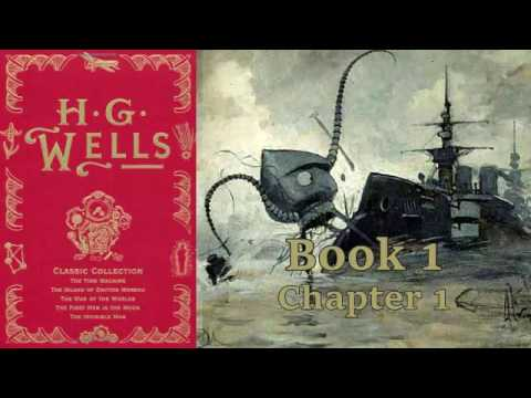 The War of the Worlds [Full Audiobook] by H.G.Wells