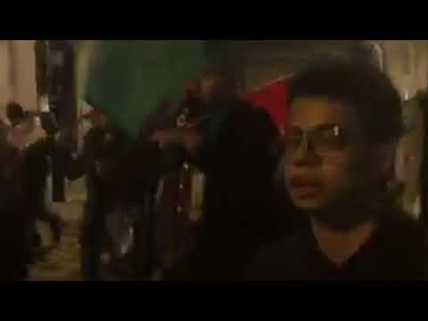"Protest the Balfour ""Celebrations"" #ApartheidOffCampus - Manchester 31-10-2017"