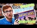 Kickstarter Preview: Detective City of Angels Interview with Van Ryder Games (Film Noir Board Game!)