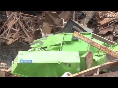 В Вологде уничтожили несколько десятков игровых автоматов