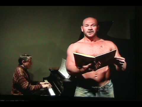 Jacques Snyman Singing...