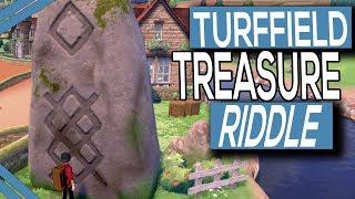 Where To Find Turffield Treasure Riddle In Pokemon Sword & Shield