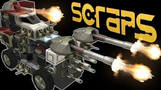 Scraps - LEGO MEETS TANKS ★ Let