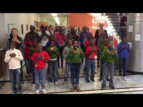 Jesus is my friend - Vision Choir Uganda