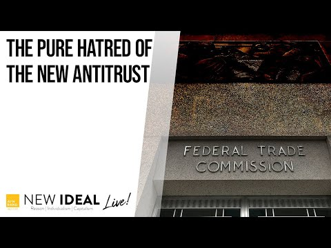 The Pure Hatred of the New Antitrust