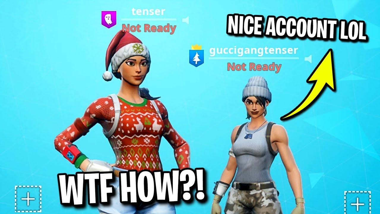Download I lost my Fortnite account to a hacker...