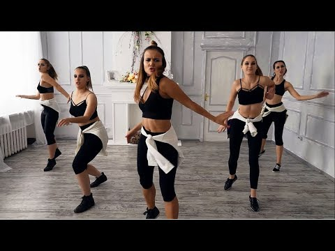 DANCEHALL CHOREO BY KATE MIGHTY | Alkaliane - Pretty girl team