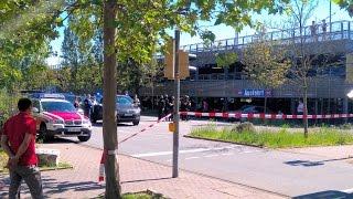 Polizei stürmt Kino in Viernheim- Täter tot