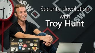 Security devolution with Troy Hunt - HTTPS + content security + CAA + WTF