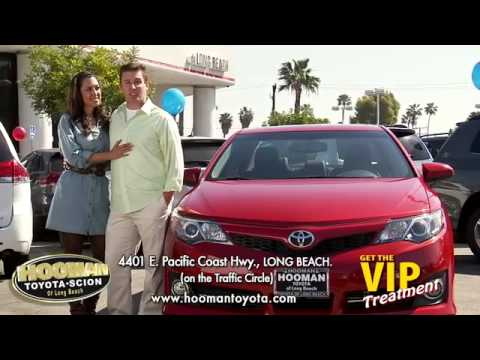 Long Beach Toyota Camry From Hooman Toyota. We Love It! It Was Easy. Great  Deal. Wonderful Financing