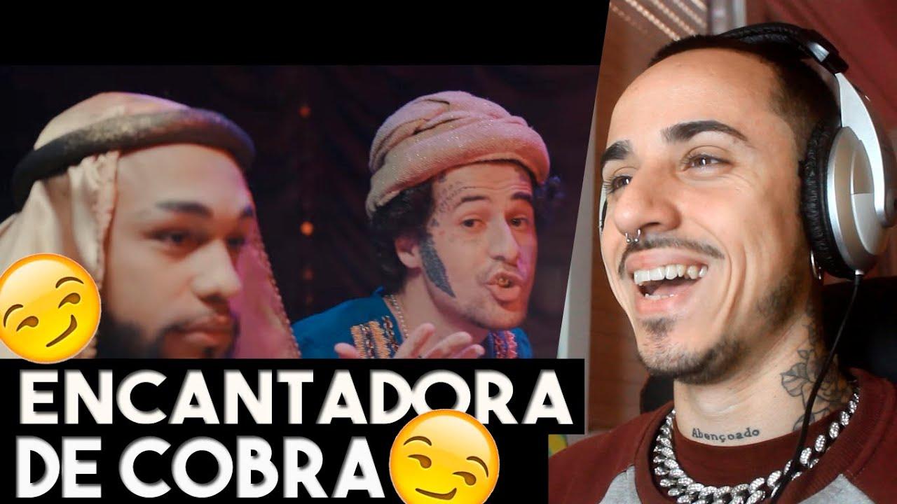 ENCANTADORA (feat. Sueth, Duzz, Sos & Sobs) (beat. @peunubeat) (dir. @tpiresbr) / REACT GRANAMC