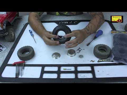 RC4WD Pro10 Rims and Pitbull Tires Rock Beast 1.9 - Average Joe's R/C