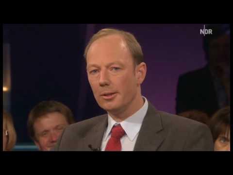 Martin Sonneborn in der NDR-Talkshow (1)