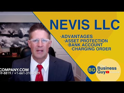 Nevis LLC Advantages, Bank Account & Asset Protection