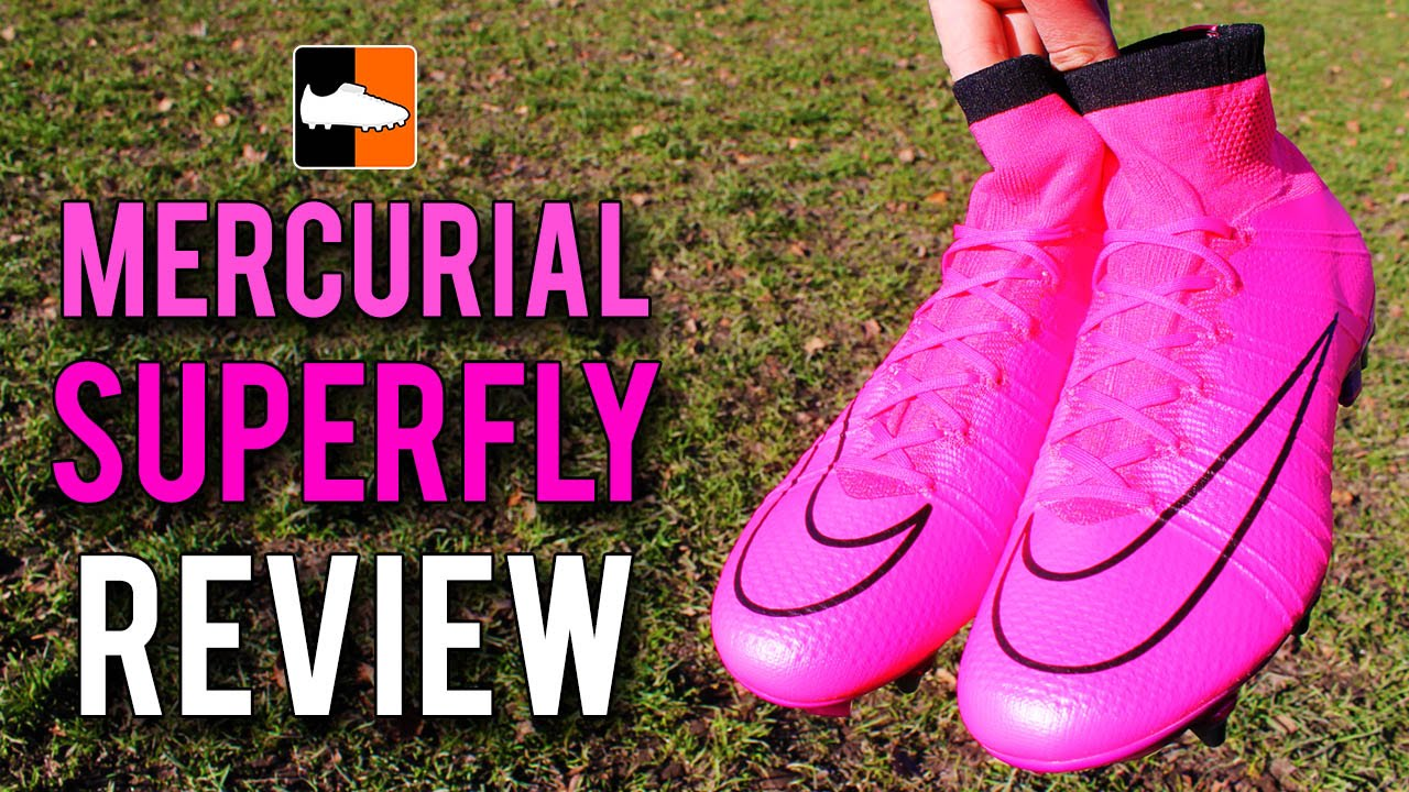 reasonably priced factory outlet exclusive range Pink Nike Mercurial Superfly Soft Ground Review - Lightning Storm