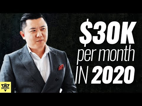 How To Make $30,000/MONTH In 2020 - The RULE OF 10