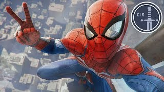 Spider-Man PS4 Review -- CLS Side Quest