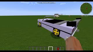 Minecraft 2 мода в одном видео|Flan's pack и crackedzombie mod|