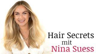 lange Haare richtig pflegen - Nina Suess | JUNE