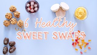 6 MUST TRY Healthy Sweet Food Swaps for Summer