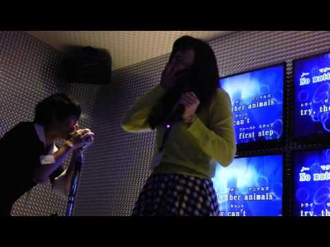 KARAOKE SAPPORO 2015 7/4 ひろみん×アリスLet Me Hear/Fear,and Lothing in Las Vegas