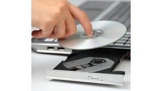 как вытащить (извлечь) диск из дисковода (привода) компьютера (ноутбука)