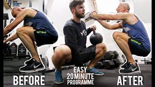 IMPROVE YOUR SQUAT MOBILITY: TOP 4 SPECIFIC STRETCHES