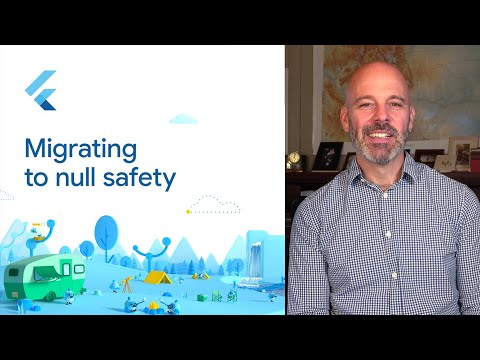 Let's migrate this app to null safety