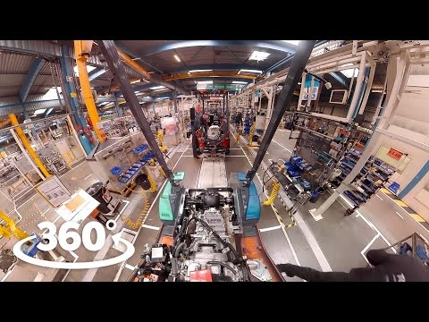 Toyota VR / 360° Factory Tour