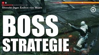 [Sekiro] Shinobi Jäger Enshin von Misen [Boss Fight] Strategie - Shinobi Hunter Enshin of Misen thumbnail