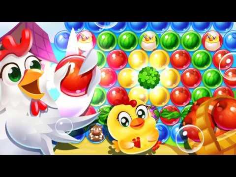 Farm fruit - Pop Bubble Shooter