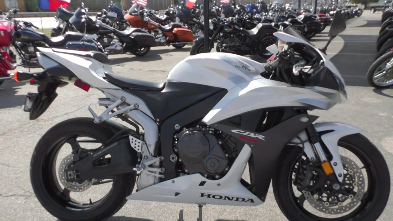 012023 - 2007 Honda CBR600RR - Used motorcycles for sale