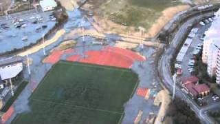 千葉周辺で液状化? 地震の影響か thumbnail
