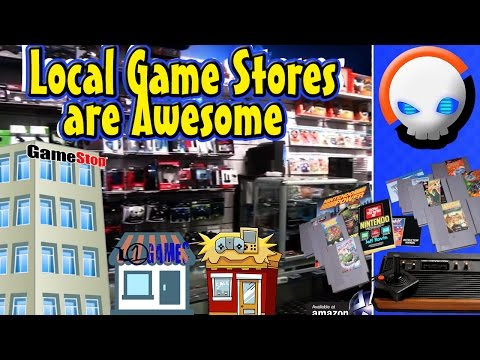 What it's Like to Run a Video Game Store | Gnoggin