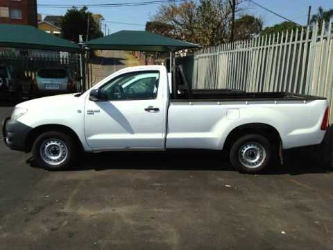 2008 TOYOTA HILUX 2.0 VVTI LWB Auto For Sale On Auto Trader South Africa