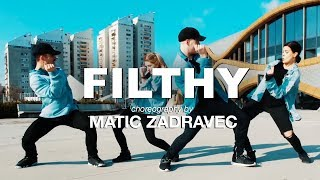 Filthy (dance video) - Justin Timberlake | Choreography by Matic Zadravec Starmoves