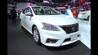 New 2018 Sedan Nissan Sylphy 2019