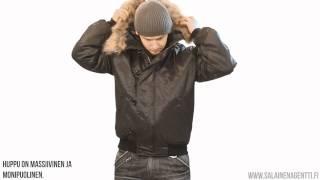 N2B talvitakki, Fostex garments, Salainen Agentti OY